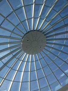 Glass Dome of Ralph Carr Judicial Building