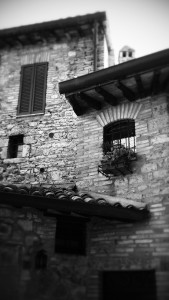 Assisi flowerbox