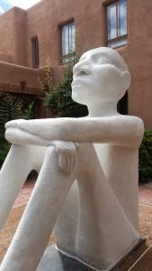 Santa Fe sculpture